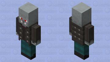 Better looking Voldemort lol Minecraft Mob Skin
