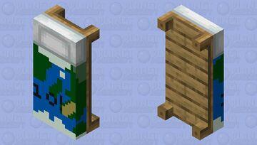 10! bed Minecraft Mob Skin