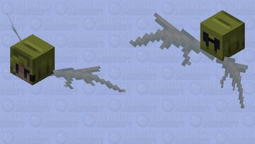 pollution | LilyBlossom6 Minecraft Mob Skin
