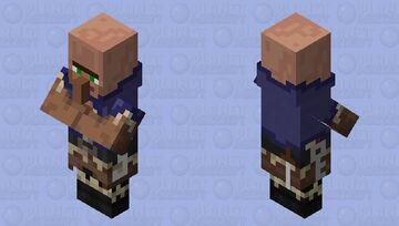 Pickpocket (Villager Profession) Minecraft Mob Skin