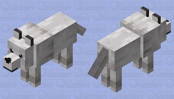 the Elder Wolf (form StacyPlay's Wild Rescuers series) Minecraft Mob Skin