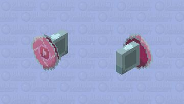 Steven's Shield Minecraft Mob Skin