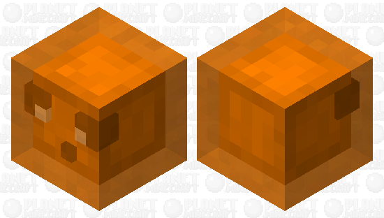 SCP-999 Slime Skin Minecraft Skin