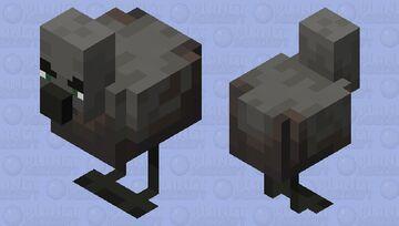 ravager chicken Minecraft Mob Skin