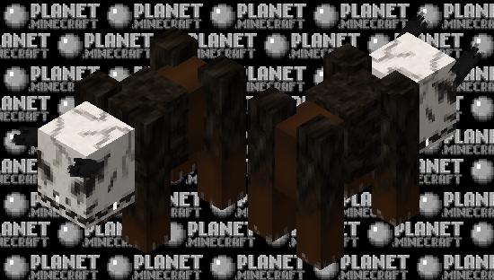 The Wendigo Minecraft Skin