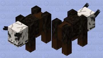 The Wendigo Minecraft Mob Skin