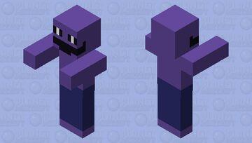 Micheal Afton Minecraft Mob Skin