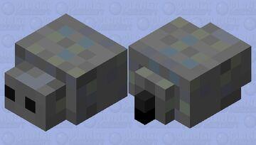 Miniature Silverfish Minecraft Mob Skin