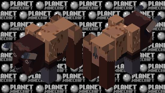 Bison Minecraft Skin