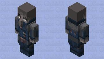 illager assassin Minecraft Mob Skin