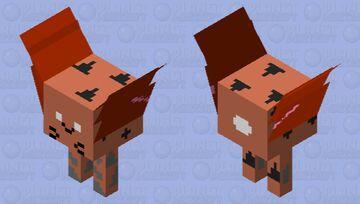 good boy strider Minecraft Mob Skin