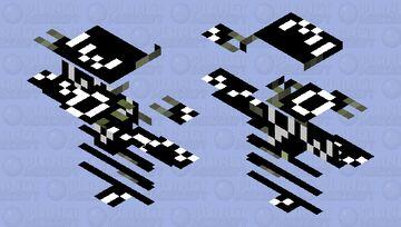 withew awmow uwu Minecraft Mob Skin