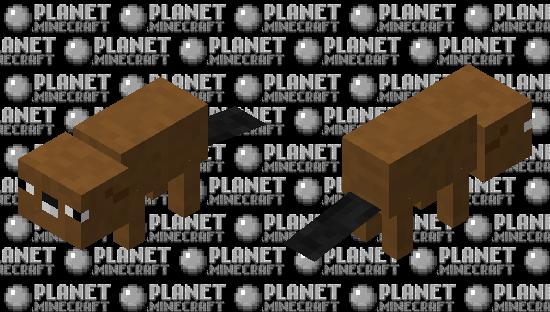 Beaver (Java) Minecraft Skin