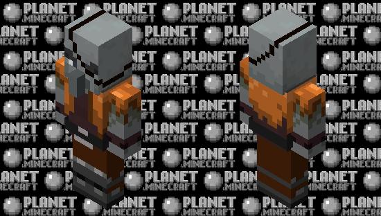 original pillager Minecraft Skin