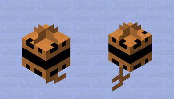 Chestnut Goliath (Monster hunter) Minecraft Mob Skin