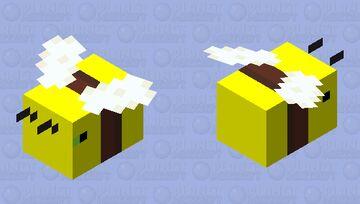 Scribblenauts - Bee Minecraft Mob Skin