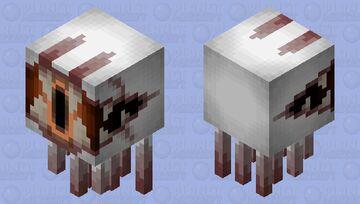 Ghasteye Minecraft Mob Skin