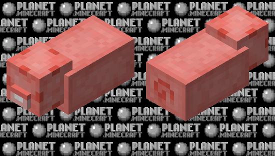 Pig Guardian Minecraft Skin