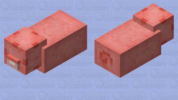 Pig Guardian Minecraft Mob Skin