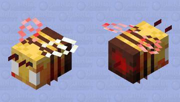 Killer Bee Minecraft Mob Skin