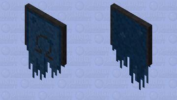 Torn Omega Cape Minecraft Mob Skin