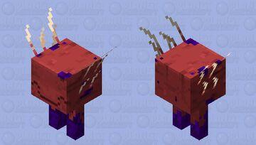 Happy Little Strider Minecraft Mob Skin