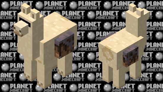 mycelium resistance llama Minecraft Skin