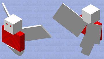 The heater Minecraft Mob Skin