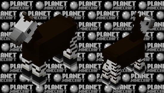 Okapi Minecraft Skin