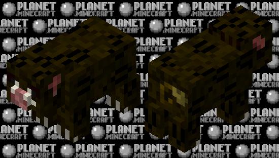 Boar remastered Minecraft Skin