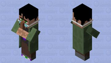 A gift for sinus Productions Minecraft Mob Skin