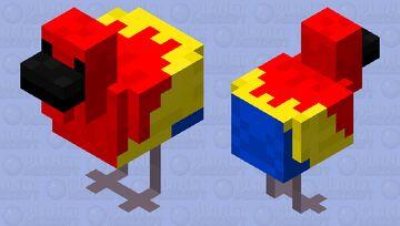 Parrot Minecraft Mob Skin