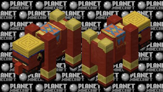 the lamassu Minecraft Skin