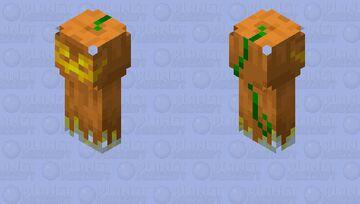 FloatinPumpkin Minecraft Mob Skin