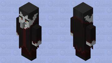 Vampire Minecraft Mob Skin
