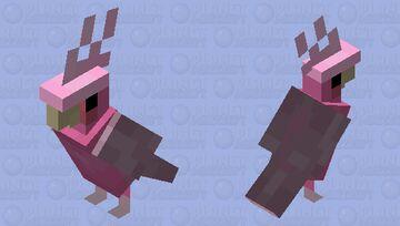 Galah Minecraft Mob Skin