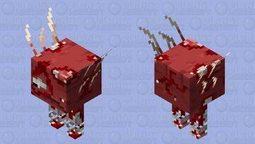 Zombie Strider Minecraft Mob Skin