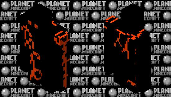 Magma Golem Minecraft Skin