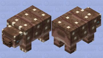 [Dino] Armadon Minecraft Mob Skin