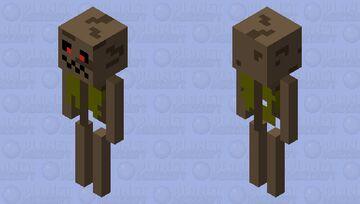 Scarecrow Minecraft Mob Skin