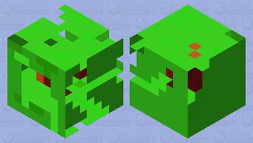 Do not call this mob a slime Minecraft Mob Skin