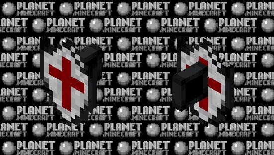 Crusader Shield Minecraft Skin