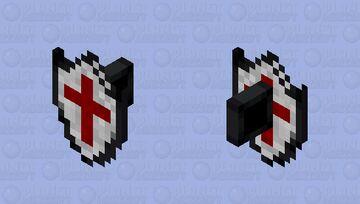 Crusader Shield Minecraft Mob Skin