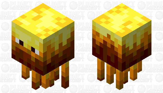 Glaze Minecraft Skin