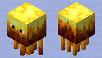 Glaze Minecraft Mob Skin
