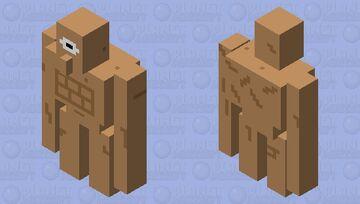 Cyclops Minecraft Mob Skin