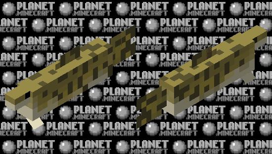 Alligator Gar Minecraft Skin