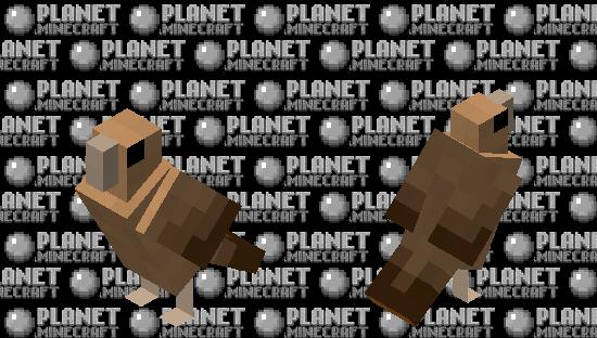 Bird Minecraft Skin