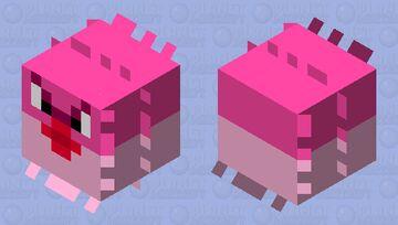 Shiny Qwilfish Fail Minecraft Mob Skin