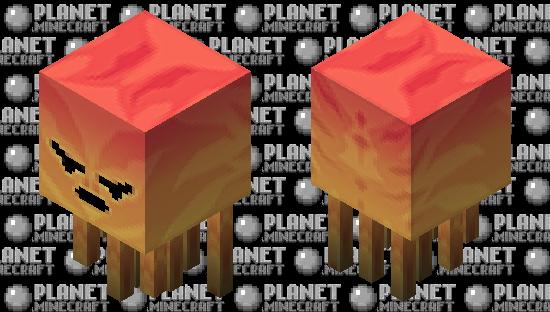 Ghast me enoja de Facebook  (1) Minecraft Skin